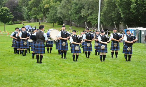 Zeitzone Schottland